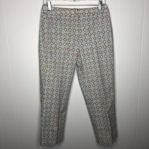 Peck & Peck WEEKEND cropped pants size 4.